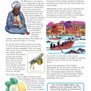 Issue 07 - Rough Seas - Pilgrimage