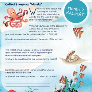 Month 07 - Kalimát